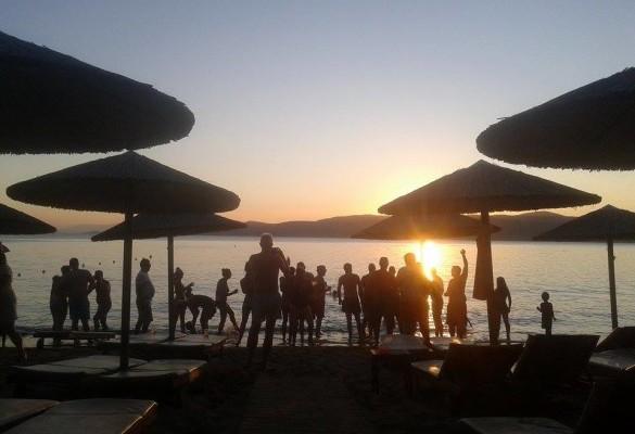 Agia Eleni zalazak Sunca Septembar