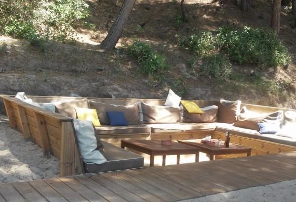 Skiatos Agia Eleni Bar na Plaži