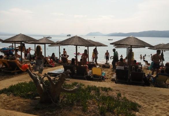 Agia Eleni Plaža Skiatos Letovanje