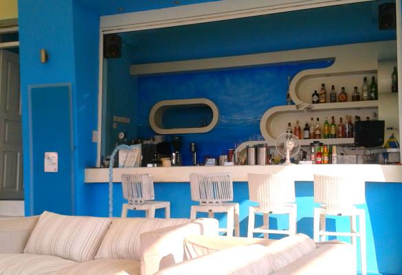 Cafe Del Mar Skiatos Grčka Plaža Megali Amos