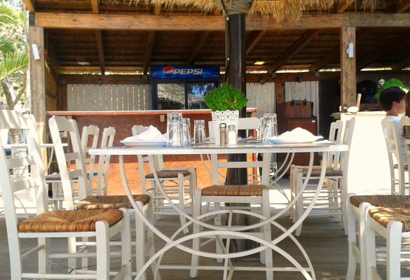 Vromolimnos Plažna Taverna Skiatos