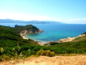 Plaža Krifi Amos Skiatos Grčka - Letovanje iz Snova