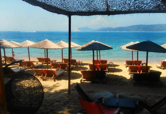 Jedna od najlepših plaža na Skiatosu- Agia Eleni